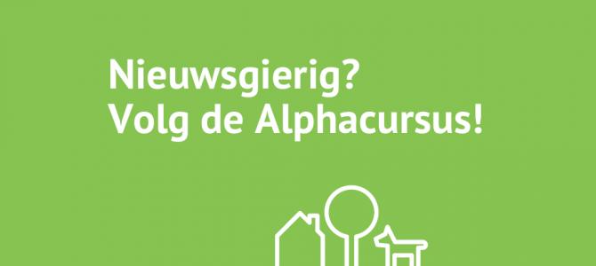 Uitnodiging: Alpha-cursus van start op Scheveningen