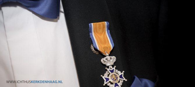 Koninklijke onderscheiding voor Henk Passchier