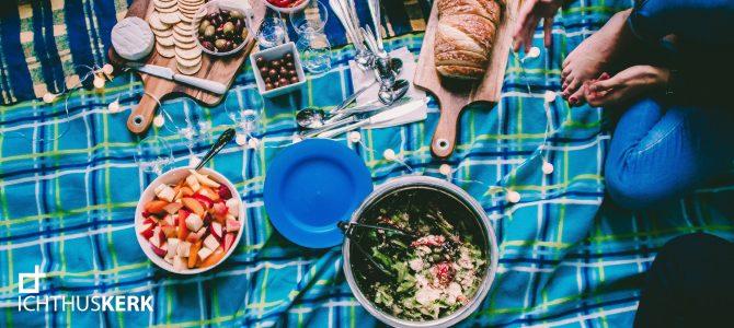 Startzondag: Picknick in Westbroekpark